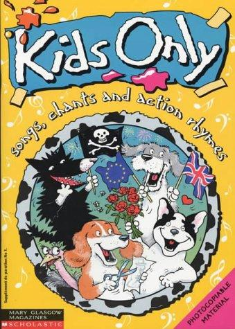Download Kids Only (Kids Only Songbook & Cassette Packs)