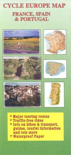 Cycle Europe Map (Cycle Europe Maps)