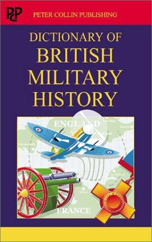 Download Dictionary of British Military History