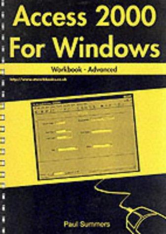 Download Access 2000 for Windows Workbook