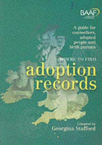 Download Where to Find Adoption Records