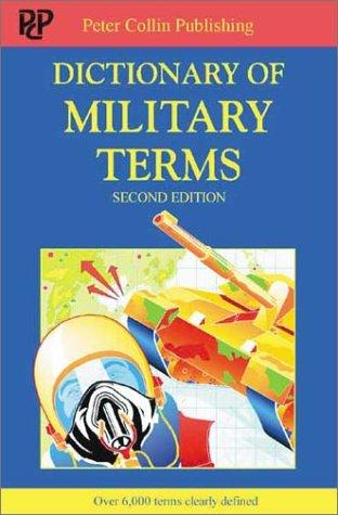 Download Dictionary of Military Terms