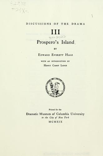 Download Prospero's Island