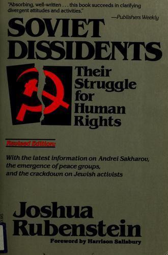 Download Soviet dissidents