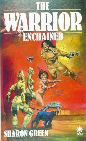 The warrior enchained