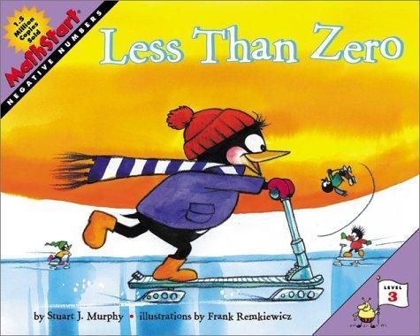 Download Less Than Zero (MathStart 3)