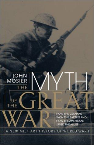 The myth of the Great War