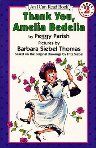 Download Thank you, Amelia Bedelia
