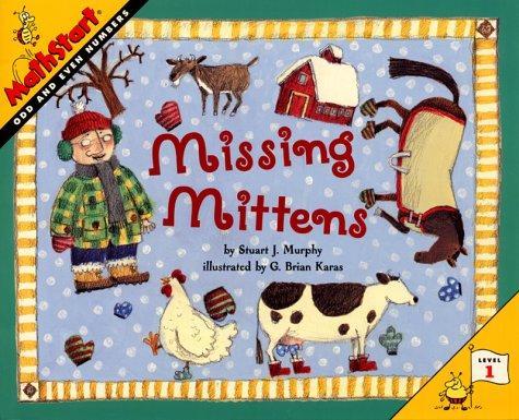 Missing Mittens (MathStart 1)