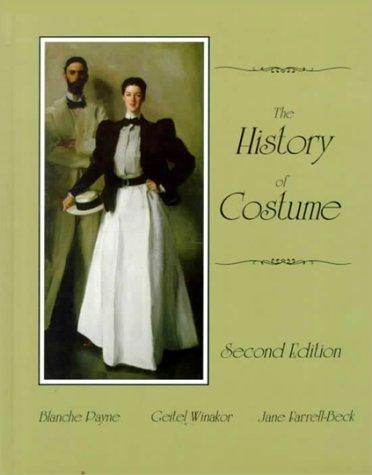 Download The history of costume