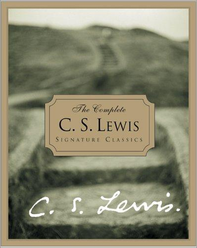 Download The complete C.S. Lewis Signature classics