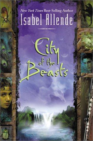 City of the Beasts (Large Print)