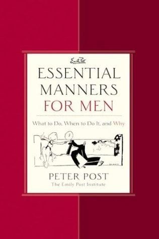 Download Essential Manners for Men