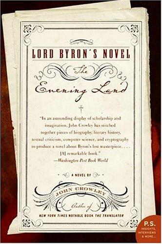 Download Lord Byron's Novel