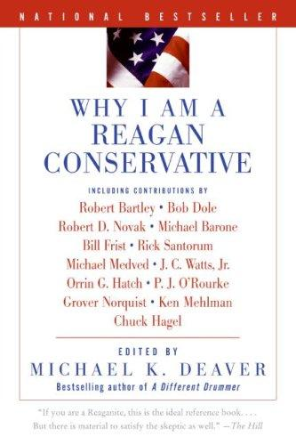 Download Why I Am a Reagan Conservative