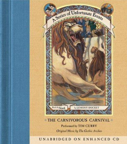 Download The Carnivorous Carnival (A Series of Unfortunate Events, Book 9)