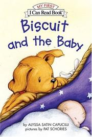 Biscuit and the Baby Cover