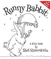 Book  Cover: 'Runny Babbit : A Billy Sook ' by Shel Silverstein