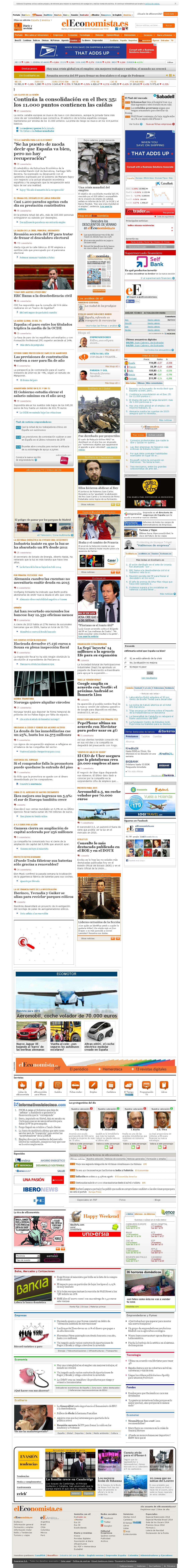 elEconomista at Tuesday Sept. 9, 2014, 2:05 p.m. UTC