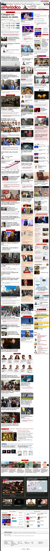 El Periodico at Tuesday Nov. 1, 2016, 12:16 p.m. UTC