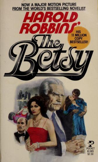Betsy by Harold robbins