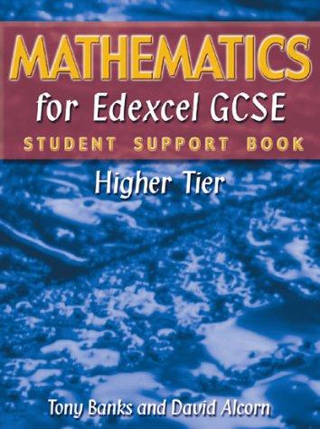 Mathematics for Edexcel GCSE (Student Support Book)