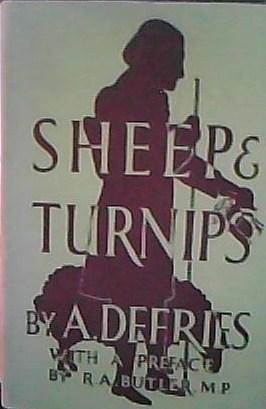 Sheep and turnips by Amelia Dorothy Defries