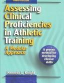 Assessing clinical proficiencies in athletic training