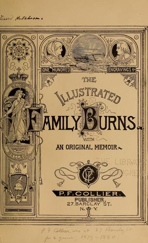 The illustrated family Burns by Robert Burns