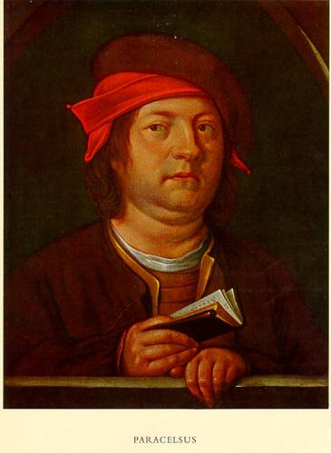 Photo of Paracelsus
