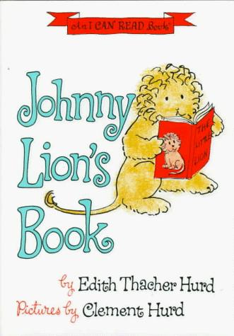 Johnny Lion's Book by Jean Little
