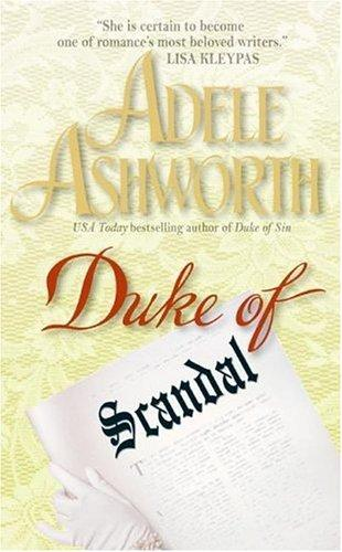 Duke of Scandal (Avon Historical Romance)